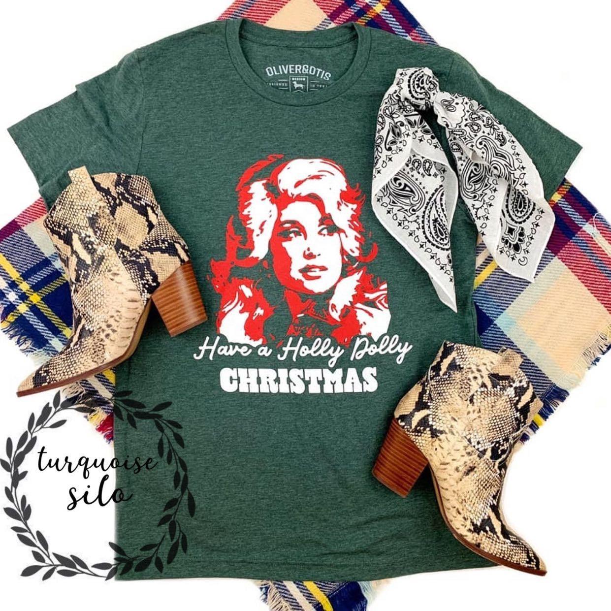 Holly Dolly Christmas 🎄 hollydolly christmas