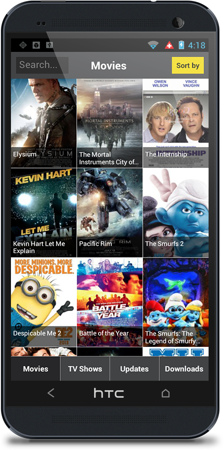electronics games apps fun: Show Box APK Movies and TV-shows
