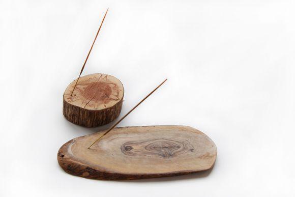 Make Your Own Incense Holder Fp Lifestyle Diy Incense Holder