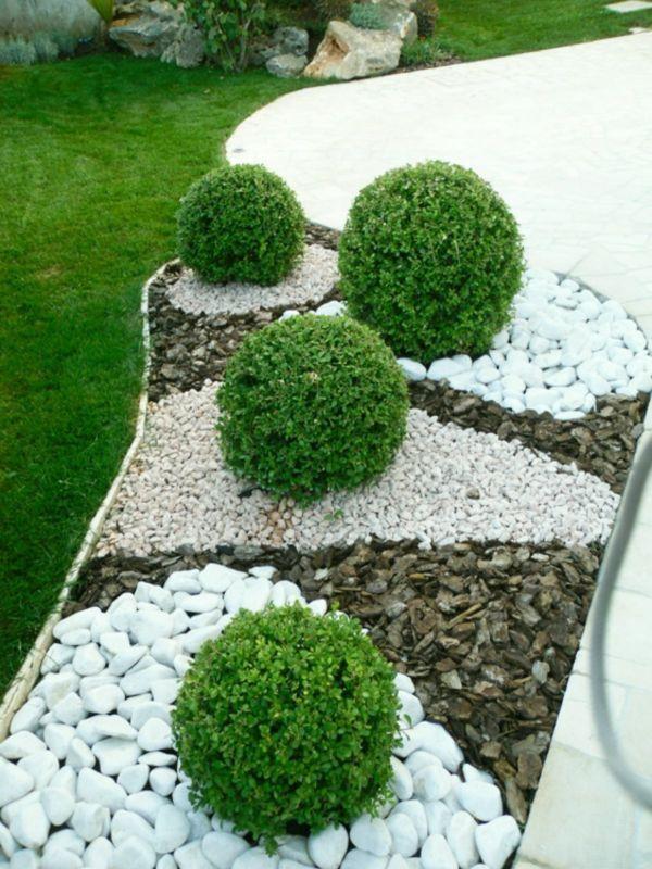 modele de jardin moderne - Recherche Google | deco jardin ...
