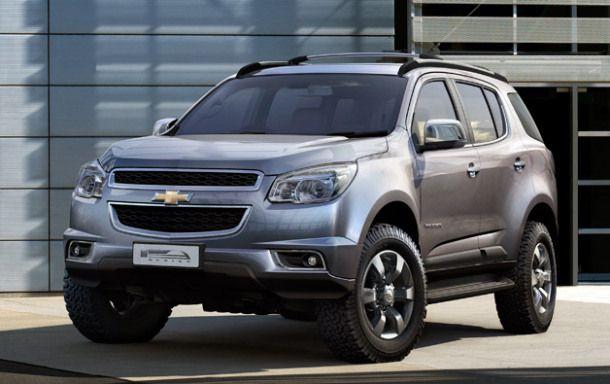 Global Suv Chevy Trailblazer Www Deepknowhow Com Chevrolet Trailblazer Chevrolet Blazer Suv