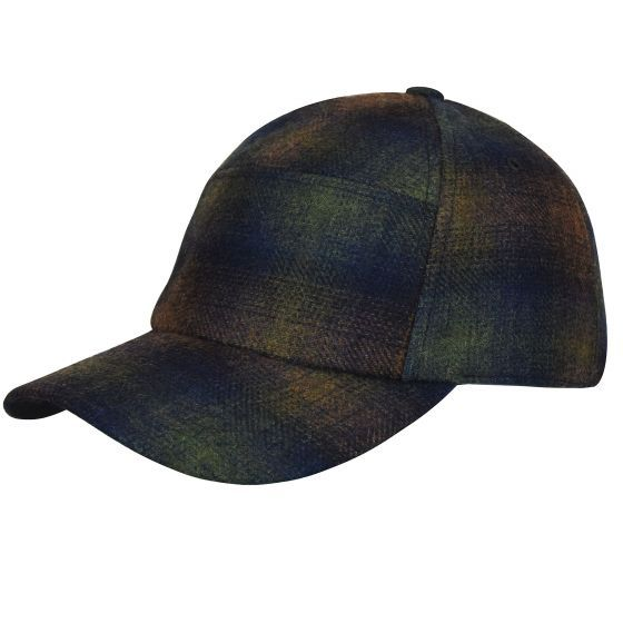 Bernick by Bailey of Hollywood is a stylish ombre plaid wool blend baseball  cap. This classic style is fresh and updated in beautiful ombre plaids in  ... 89bb0111d83c