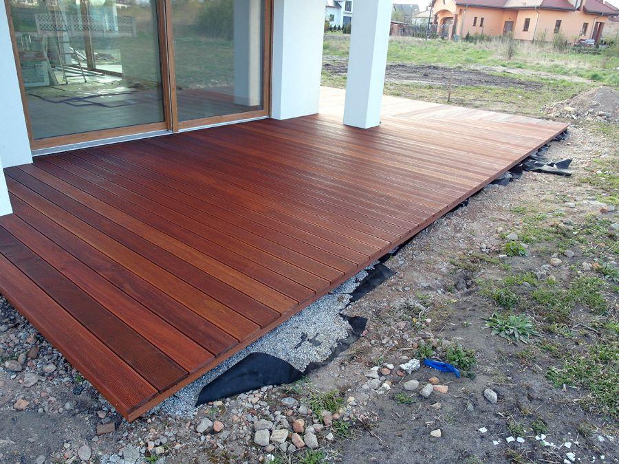 Pin by PHU Bortnowski on Taras drewniany w Żarach wykonany z drewna - terrasse bois sur plots reglables