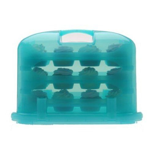 36 Cupcake Carrier Interesting Amazon Cupcake Courier 36Cupcake Plastic Storage Container Design Ideas