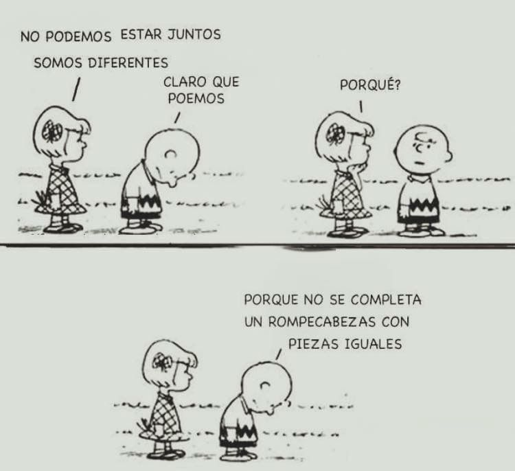 Lyric puzzle pieces lyrics : Pin by Kariliz Campos on Mafalda, Snoopy, Disney y uno q otro ...