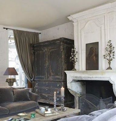 French Black Shabby Chic  Living Room Designs  Living Room Ideas Delectable Chic Living Room Designs 2018