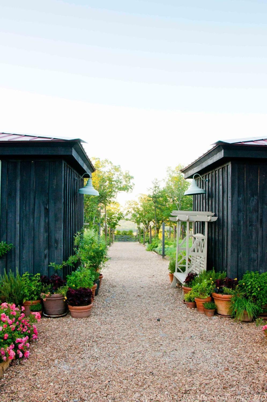Home vegetable garden design  P Allen Smithus Garden Home