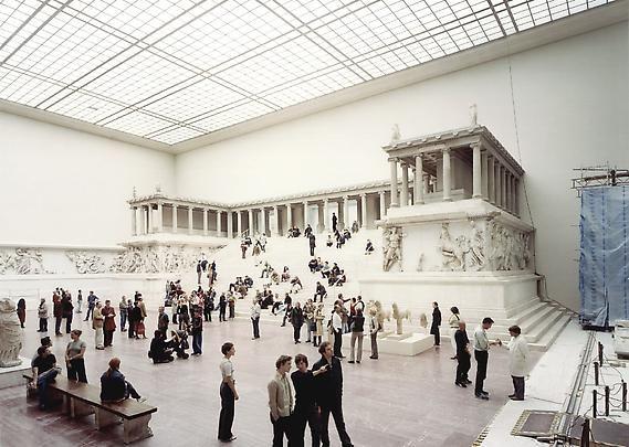 Thomas Struth Pergamon I Vi 2001 Https Www Facebook Com Events 267841899927820 Ref 14 Pergamon Museum Pergamon Museum Berlin Pergamon