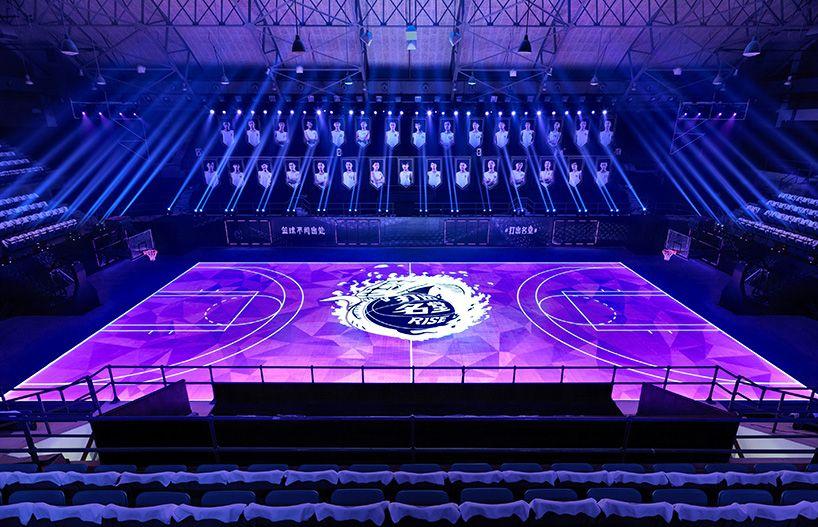 nike house of mamba led basketball court basketball court basketball court size basketball