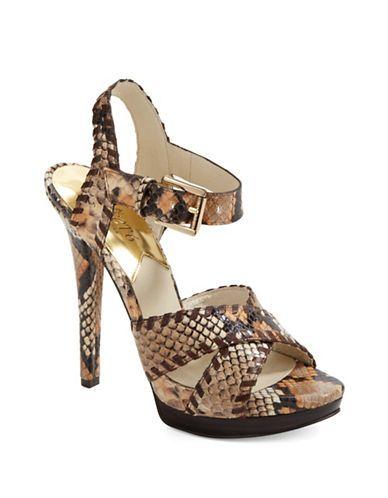 Michael Kors | Odessa Platform Sandals