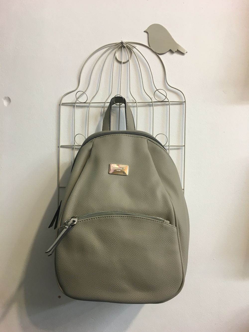 0c05055eb9 David Jones Womens Faux Leather Mini Backpack Shoulder Bag Purses ...