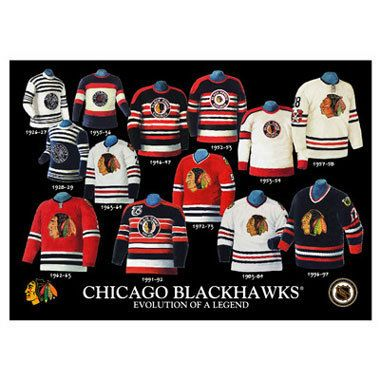 6f43a7c10de Evolution of the Best Hockey Jersey Period!