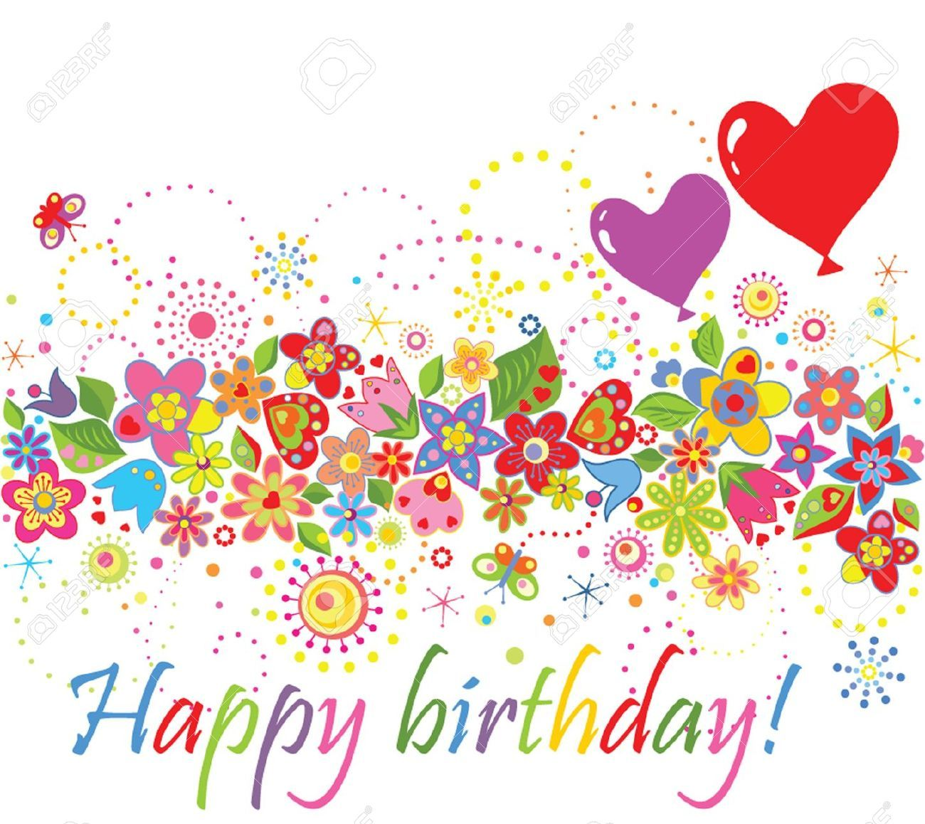 Happy birthday image with butterflies google search birthdays happy birthday image with butterflies google search izmirmasajfo Image collections