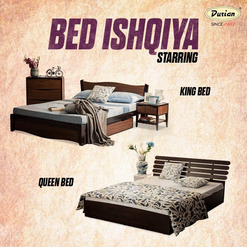 We Have A Fine Range Of King And Queen Beds Take This Couple For