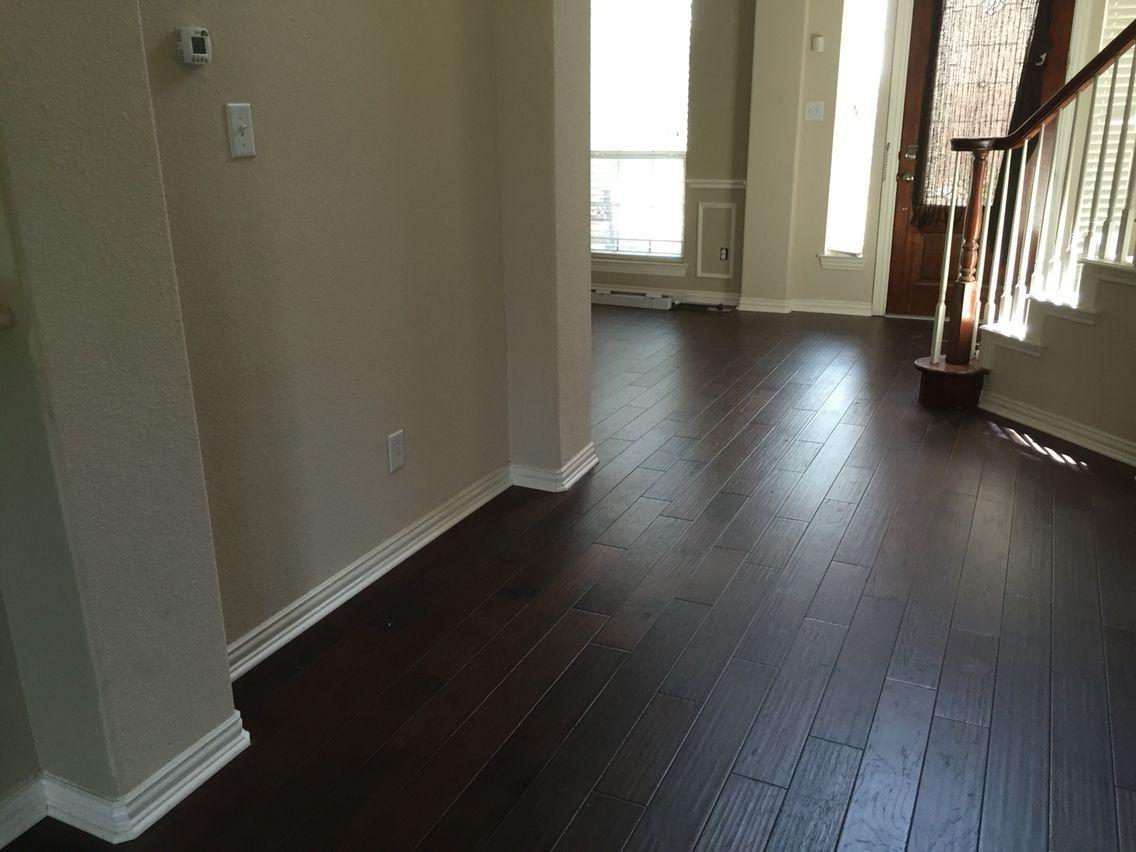 Dark Hickory Floor In 2019 Flooring