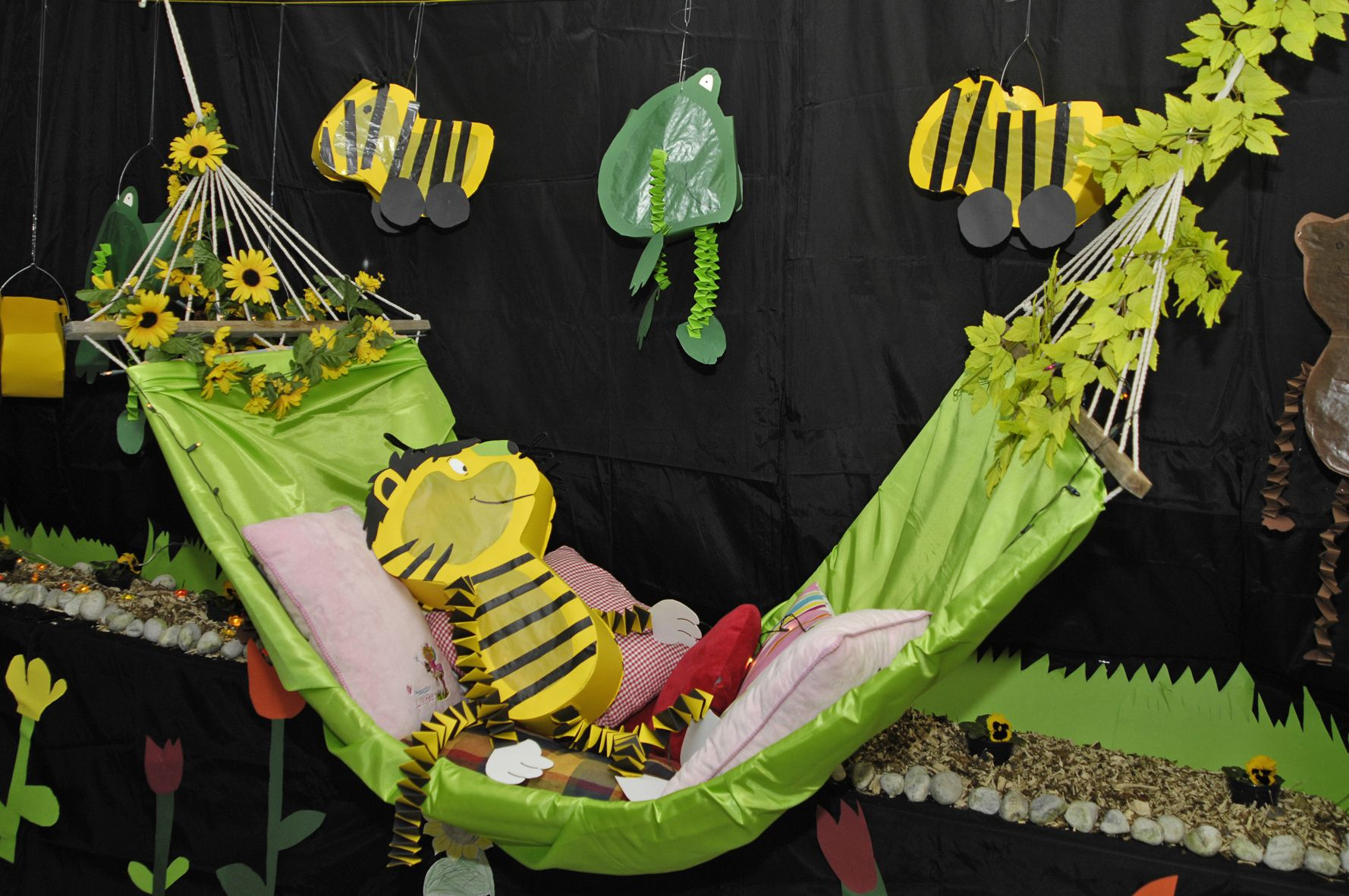 Ideen Für Verschiedene Janosch Laternen Tiger Und Bär