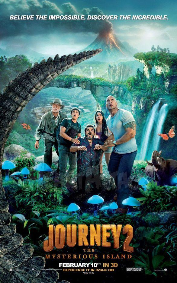 Journey 2 Island Movies The Mysterious Island 2012 Movie