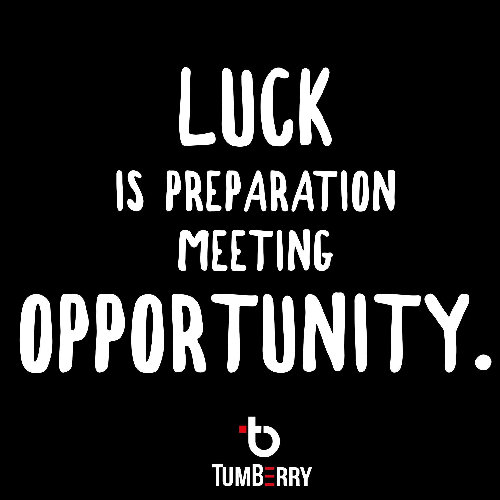 Jiu Jitsu Quotes Tumberry Kimonos Luck Is Preparation Meeting Opportunityjiu
