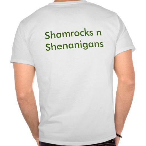 =>Sale on          	Shamrocks n Shenanigans Tees           	Shamrocks n Shenanigans Tees lowest price for you. In addition you can compare price with another store and read helpful reviews. BuyHow to          	Shamrocks n Shenanigans Tees Review from Associated Store with this Deal...Cleck Hot Deals >>> http://www.zazzle.com/shamrocks_n_shenanigans_tees-235771761806762459?rf=238627982471231924&zbar=1&tc=terrest