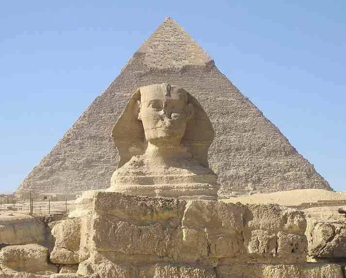 The claim that the Pyramids of Giza were built in 10,000 BC is based