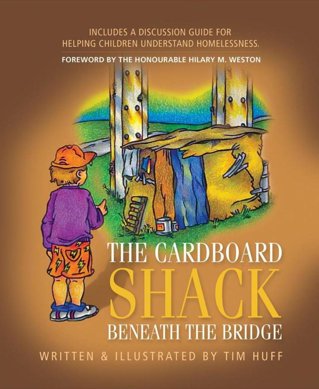The Cardboard Shack Beneath The Bridge Ebook In