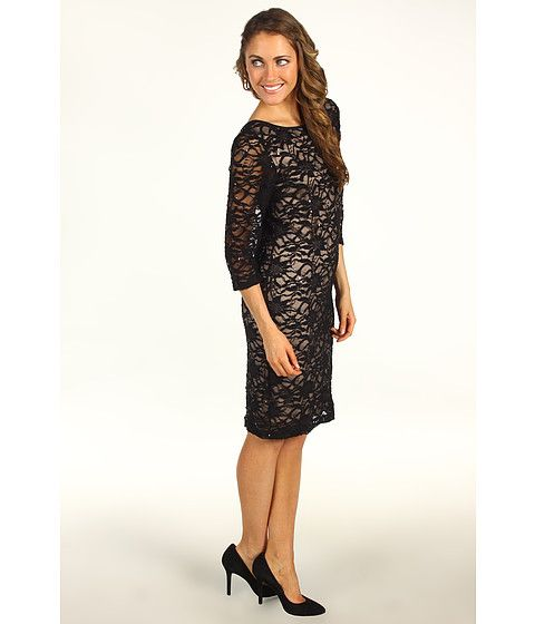 rsvp Abelia Dress Black/Nude - Zappos.com Free Shipping BOTH Ways