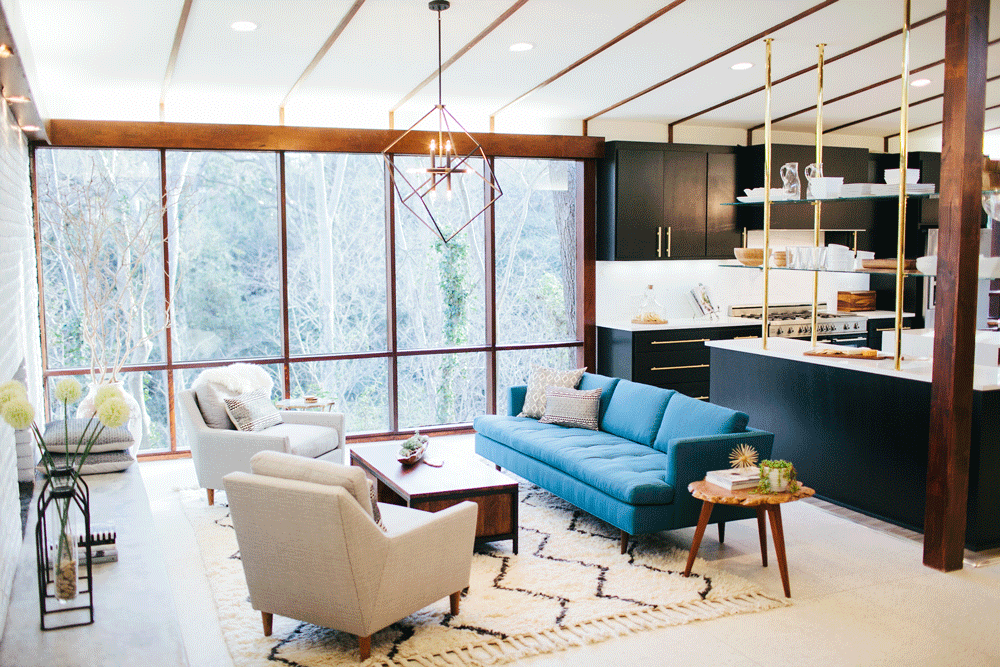 Fixer upper on hgtv season 2 the messy mid century modern chip and joanna gaines the magnolia mom