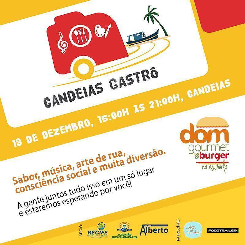 Esta chegando a hora de nos encontrarmos  vai ser um super evento e contamos com você e sua família. #foodtruckrecife #burger #loverburger #burgerperfeito #foodtrailer #foodtruck by domgourmetburger
