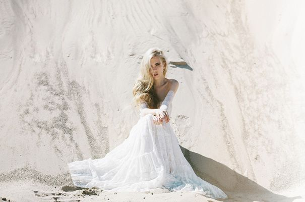 WHITE OUT // #inspiration #white #gown #bride #lace