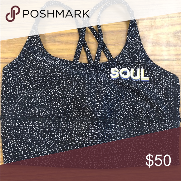 679e3ea4cf SoulCycle Lululemon sports bra Brand new with tags Lululemon sports.  Retails for  58 lululemon athletica Other