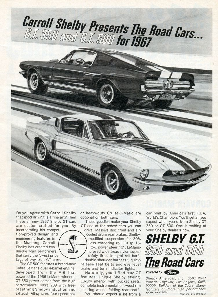 Cobra Vs Corvette Los Angeles County Fairgrounds 1966 Rare Shot Car Poster