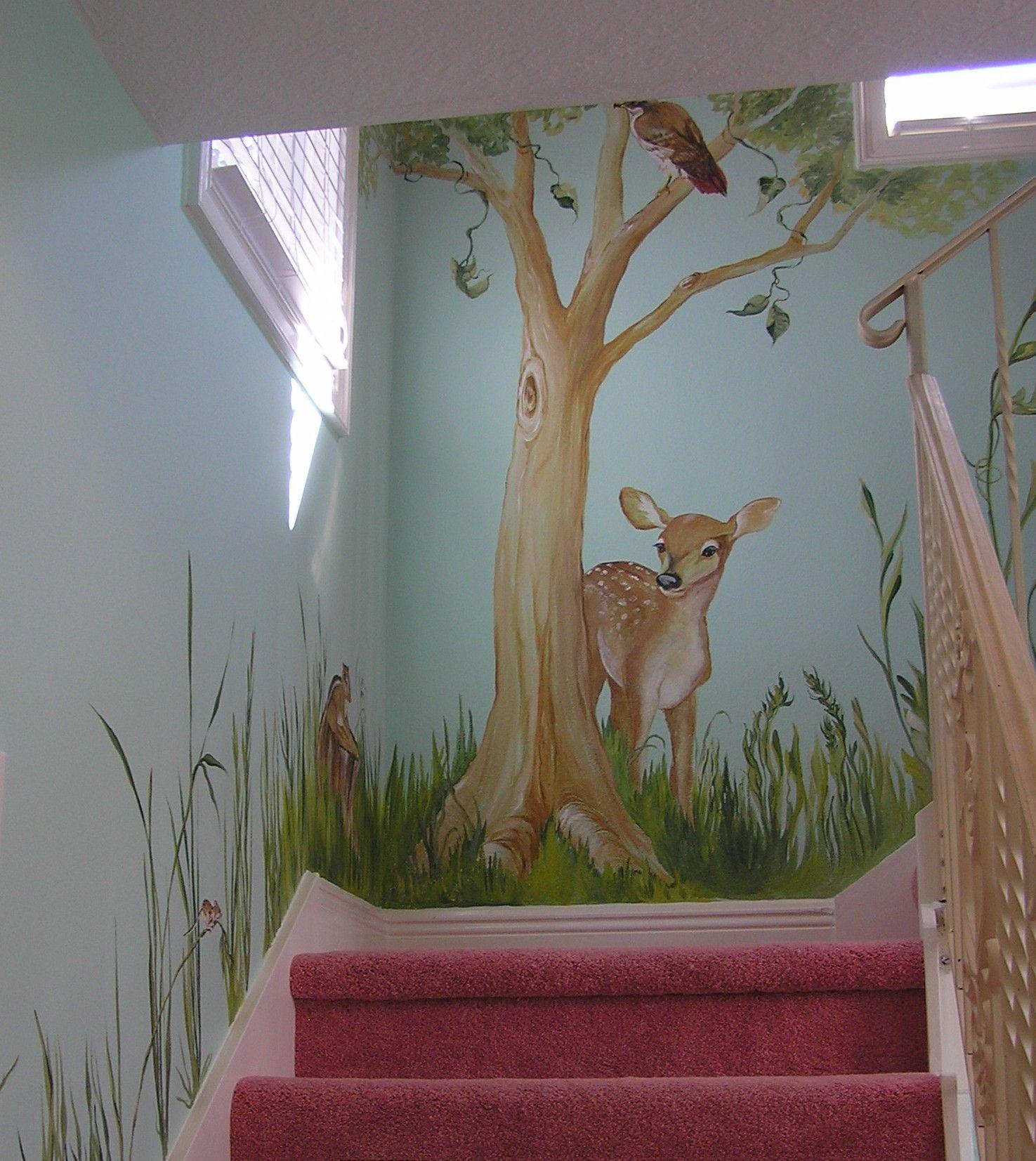 Childrens murals bing images fantastic work church nursery kids room murals by childrens mural artist juli simon kissimmee fl amipublicfo Images
