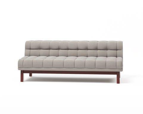 George I Armless Sofa Truemodern