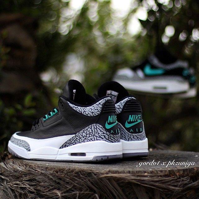 code promo d18bd 3dd88 An extremely limited edition Air Jordan 3 x Nike Air Max 1 ...