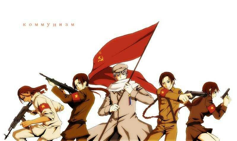 43++ Communist anime information