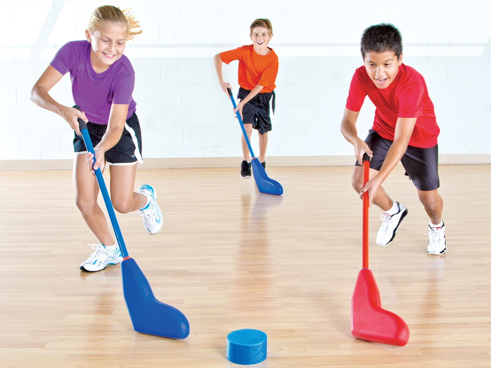 Floor Hockey Fundamentals Fitness And Fun