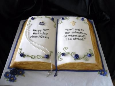 Strange Open Bible Birthday Cake Cakepins Com Bible Cake Book Cakes Funny Birthday Cards Online Inifodamsfinfo