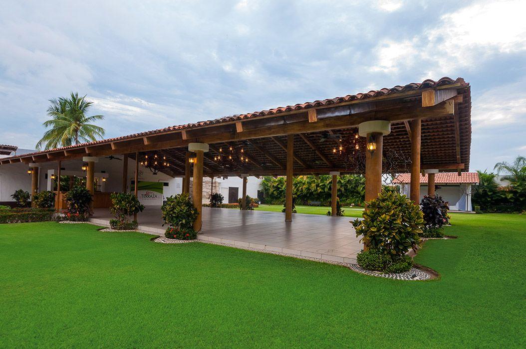 La Gran Terraza El Mejor Salón De Eventos En Puerto