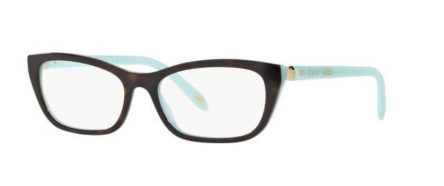 52c29e4d7f8d Tiffany   Co TF2136 8134 Havana Oval Eyeglasses