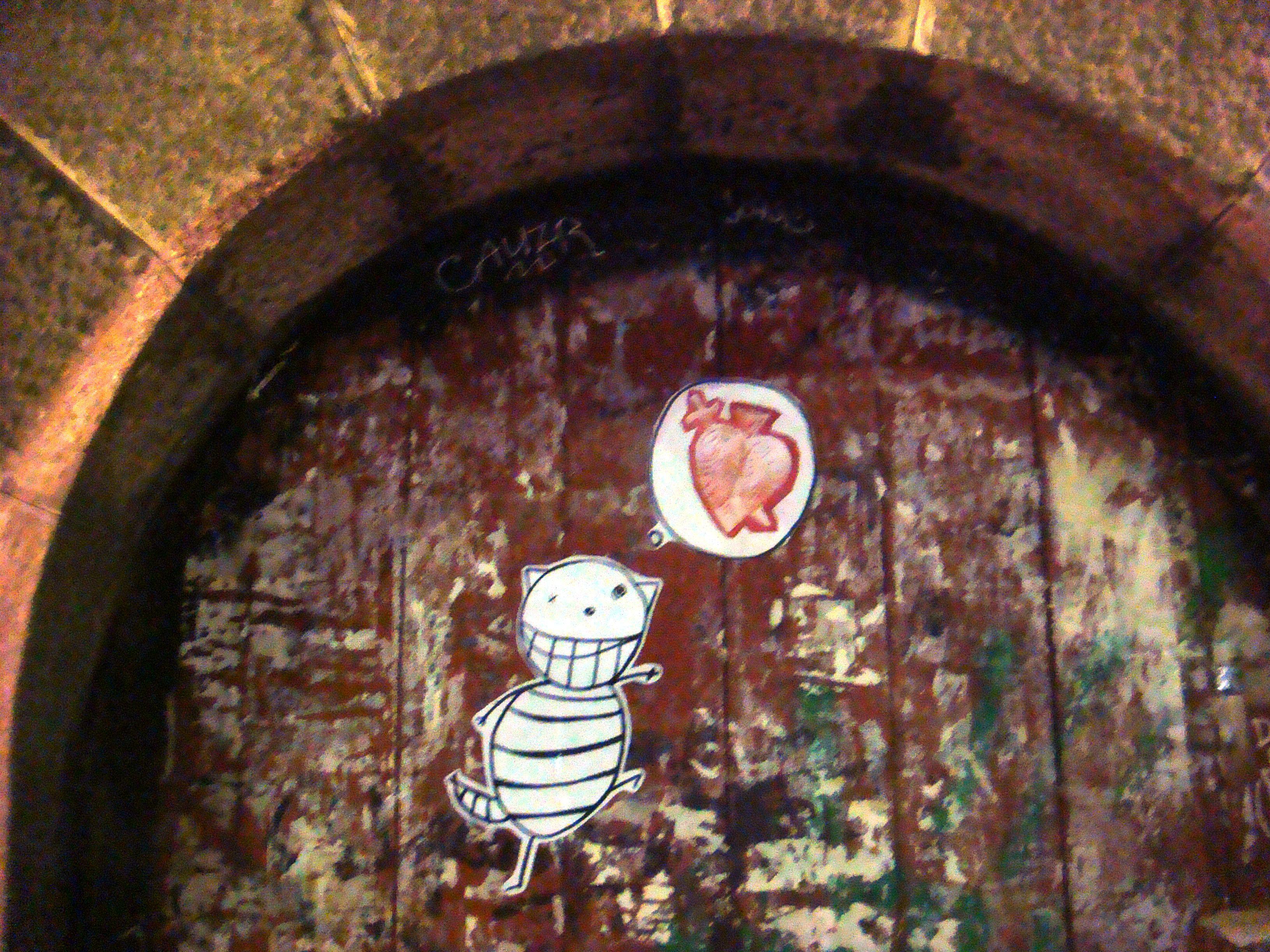 #penelopemaldonado #felixfellini #streetart #cats #gatos #streetartbarcelona #barcelona #artecallejero #arteurbano #arteurbana