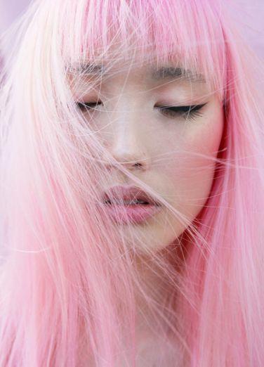 Models With Pink Hair Google Search Sac Stilleri Denizkizi Saci Rengarenk Sac