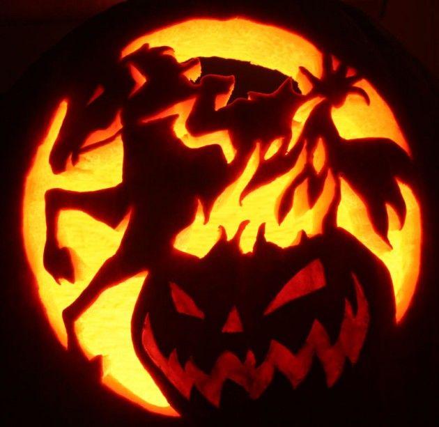 halloween inspiration Halloween-Pumpkin-Carving-Inspiration-27