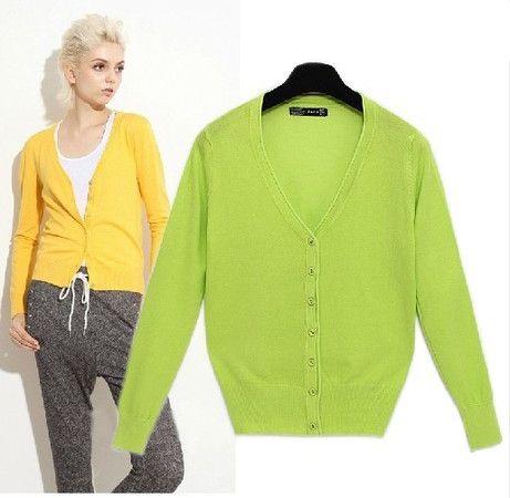 새로운 브랜드 니트 스웨터 여성 패션 가을 봄 V 넥 긴 소매 재킷 여성 스웨터 캐주얼 여성 가디건 코트