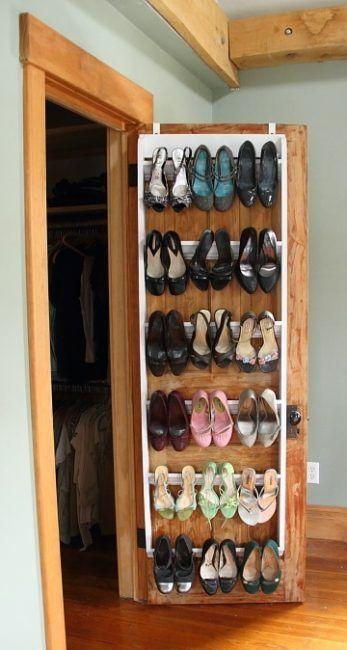 20 Ideas Para Organizar Zapatos Organizador De Zapatos Armario De Zapatos Organizados Y Ideas Para Organizar