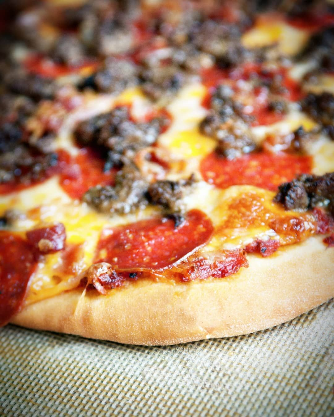 You Can Make Your Own Pizza Dough Promise Allrecipes