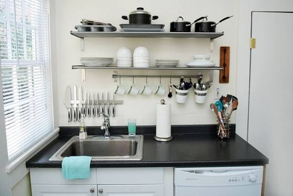 Tips Mudah Cara Menata Dapur Berukuran Kecil Kalau Kita Melihat Di Rumah Sendiri
