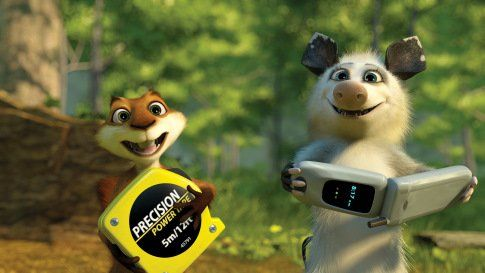 Over The Hedge Best Cartoon Movies Dreamworks Animation Beloved Movie