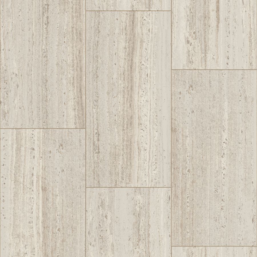 Shop Congoleum 12 Ft W White Sand Wood Low Gloss Finish Sheet