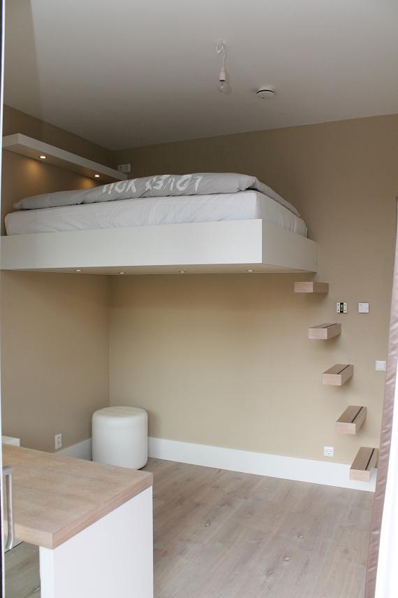 afbeeldingsresultaat voor zwevende wandkast slaapkamer
