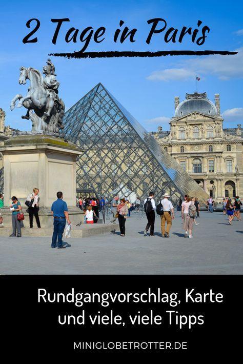 El viaje corto perfecto a París: 2 días en la ciudad más bella de Europa – blog de viajes Mini Globetrotter